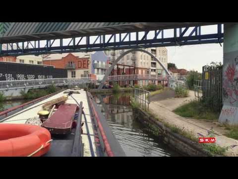 Canal Adventure - Grand Union to the Coventry Canal