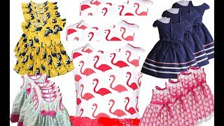 Dresses for girls KIDS FASHION 2018 Baby Girls Dress Design 2018 Summer Dress Girls