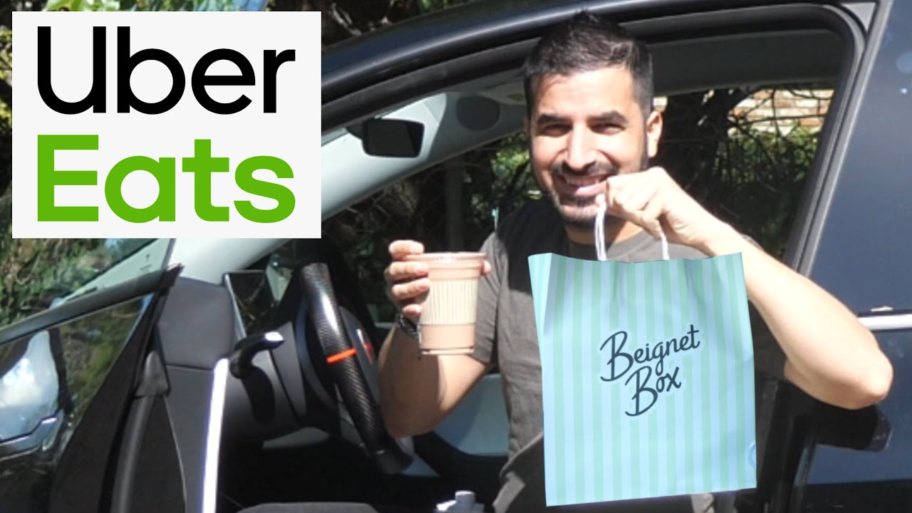 How Much? I Made Delivering For UberEATS With A Tesla Model Y