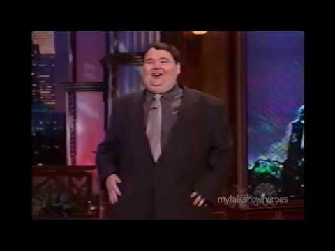 JOHN PINETTE - HILARIOUS STAND-UP On 'LENO' - R.I.P.