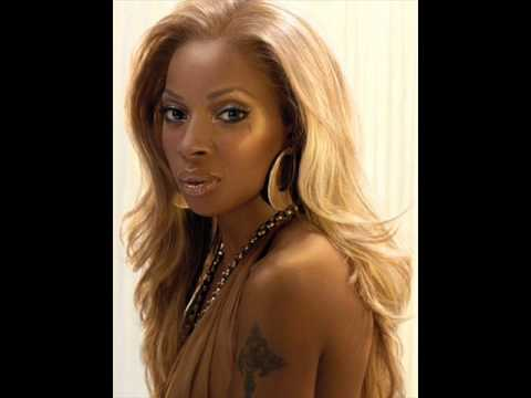 Mary J Blige-Love @ 1st Sight (Instrumental with Lyrics)
