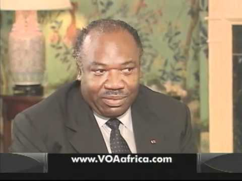 President Ali Bongo Ondimba on Oil and Gabon