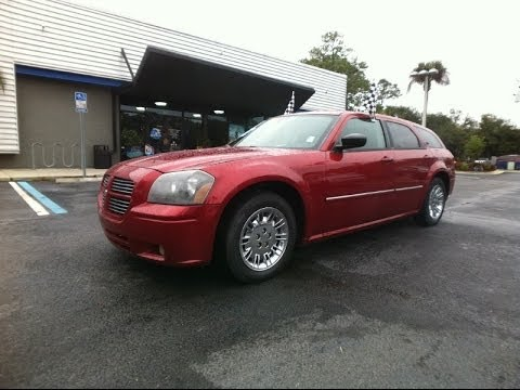 2007 dodge magnum sxt at autoline preowned for sale used test drive review jacksonville youtube. Black Bedroom Furniture Sets. Home Design Ideas