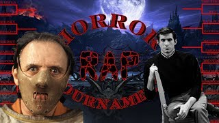 Hannibal Lecter vs Norman Bates. Horror Rap Tournament. 1/8 финала. 12 из 16
