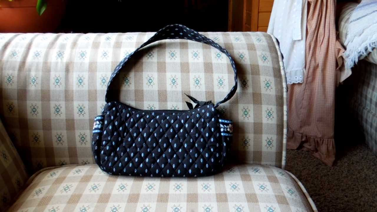 acfbd0e2f7 Vera Bradley Maggie Review - YouTube