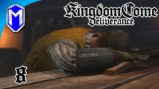KCD - Learning How To Read - Lets Play Kingdom Come: Deliverance Walkthrough Gameplay Ep 8