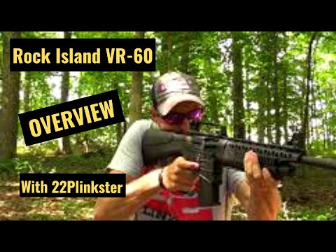Rock Island Armory VR60 Shotgun Overview with 22Plinkster