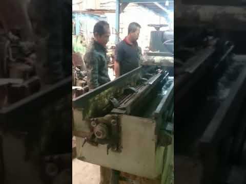 Jasa Asah Pisau Mesin Potong Kertas Jogja 08122941255 Youtube
