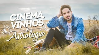Lucas Bettar - Cinema, vinhos e astrologia