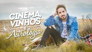 Lucas Bettar - Cinema, vinhos e astrologia