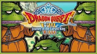 Dragon Quest 8: Die Reise des 8 Jahre alten Spielstands