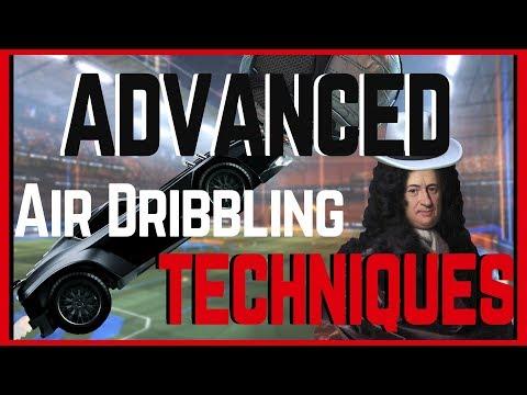 Advanced AIR DRIBBLE Techniques