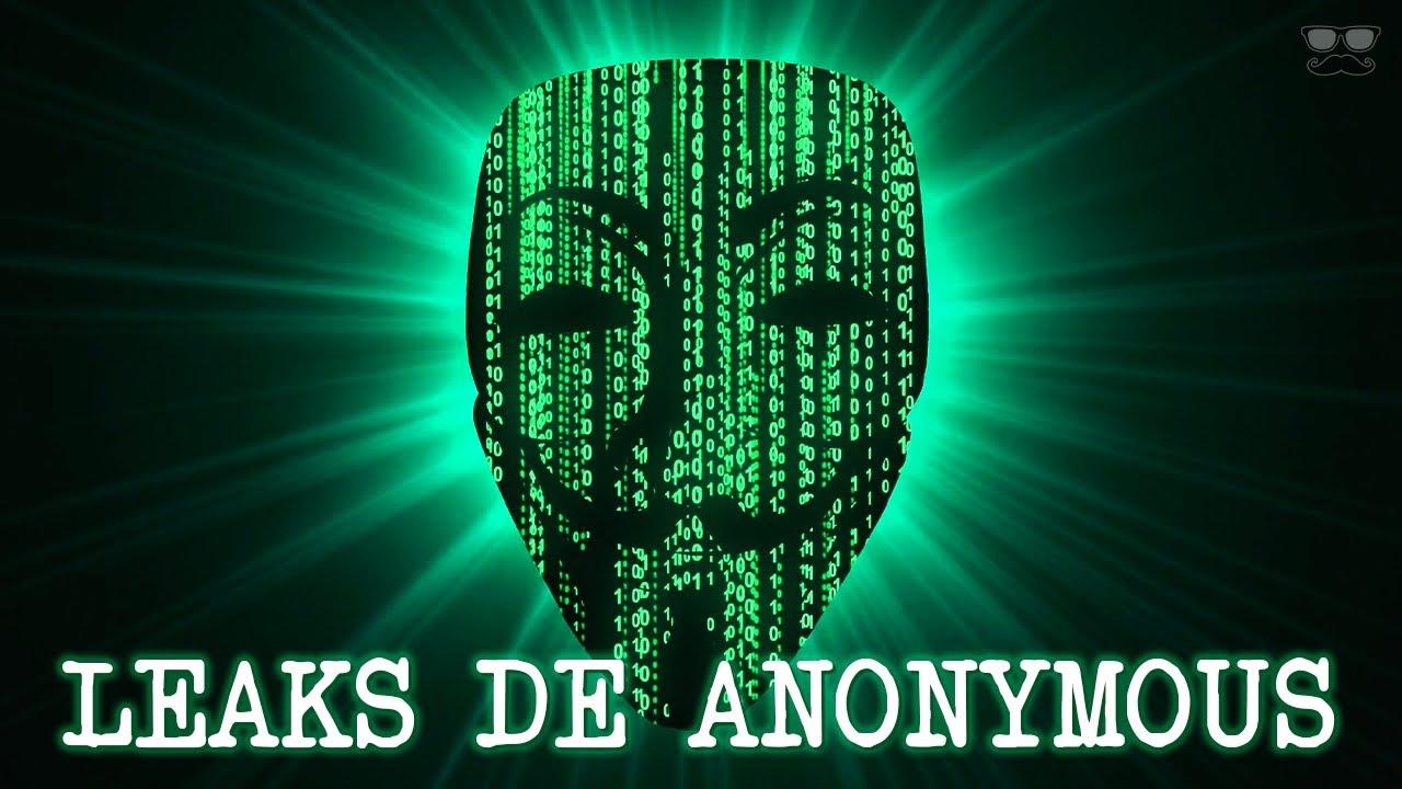 Top 9 Filtraciones de Anonymous