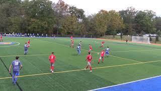 Play of the Week Nom: Kevin Doorley goals vs. SUNY Oneonta (10/20/18)