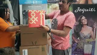 OPEN BOX DO O BOTICÁRIO.. vlog trending fortnite family friendly pg caixa sobrevivência