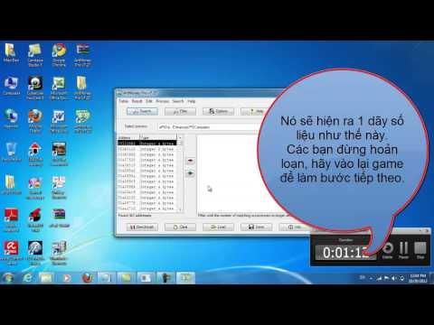 FPT polytechnic   Hieuntpd00493   hướng dẫn sử dụng Artmoney Pro v7 27