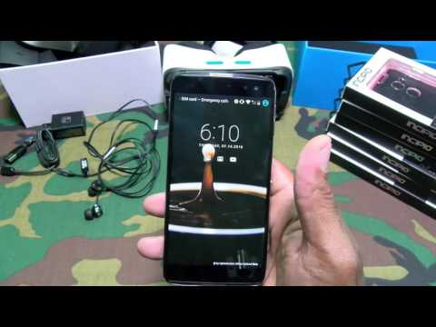 "ALCATEL IDOL 4S  ""Unboxing and First Impressions"""