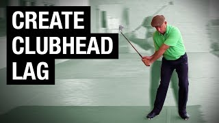 How To Create Clubhead Lag: Use This Drill To DOUBLE Lag In Your Golf Swing!