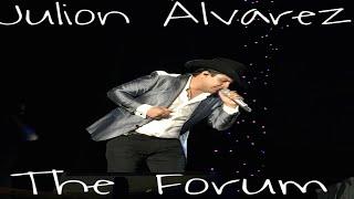 Conciertos l The Forum-Julion Alvarez