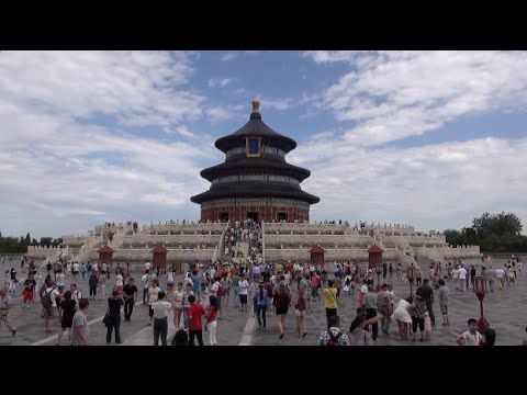 The Temple of Heaven / Le temple du ciel (Beijing - China)