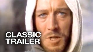 The Greatest Story Ever Told Official Trailer #2 - Max von Sydow Movie (1965) HD