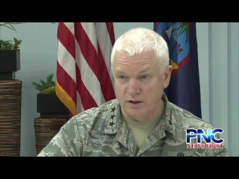 Head of Air National Guard touts Guam as a model for other national programs