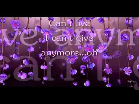 Without You - Mariah Carey  (With Lyrics)