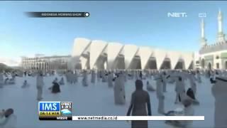 Serba Serbi Renovasi Masjidil Haram Mekkah IMS