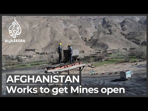 Afghanistan: Taliban works to get copper mines open