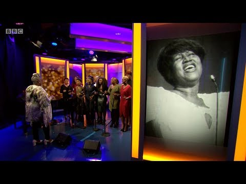 Kingdom Choir - I Say A Little Prayer - Aretha Franklin Tribute