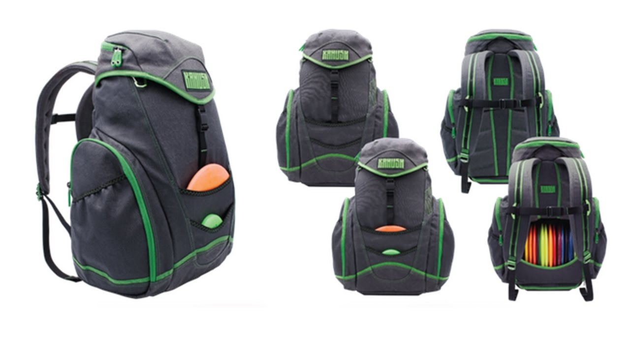 Today's Best New Backpacks - YouTube