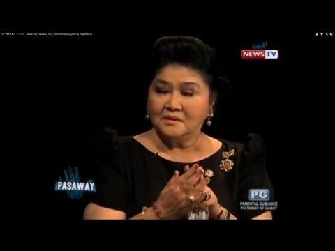 Bawal ang Pasaway: Prof. Winnie Monsod interviews Imelda Marcos