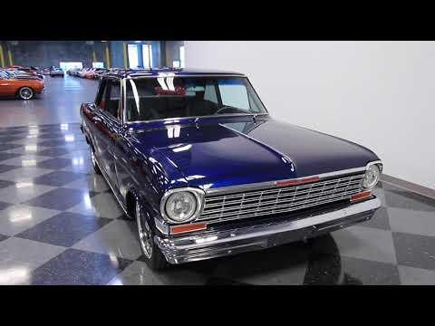 400 PHX 1964 Chevrolet Nova Pro Touring