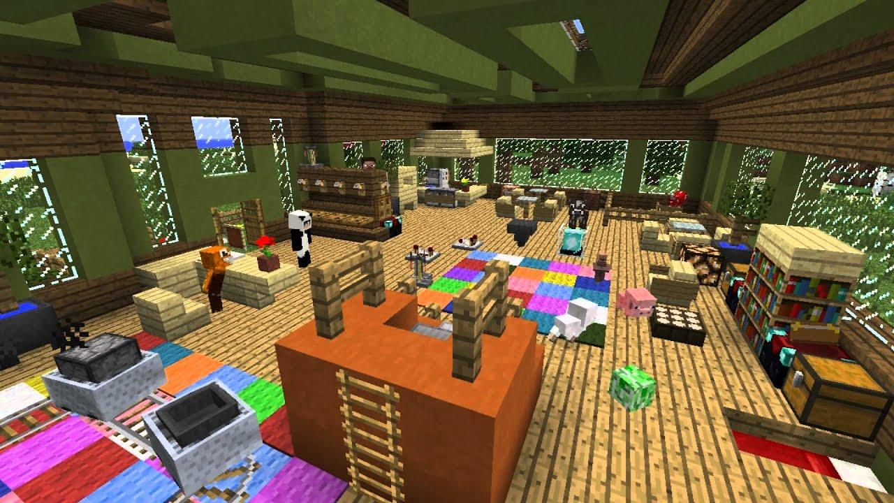 Minecraft | bad daycare - YouTube