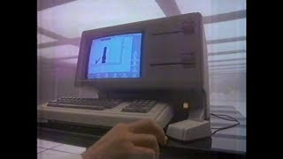 Gambar cover 1983 - Apple Lisa Computer - A Better Apple Commercial