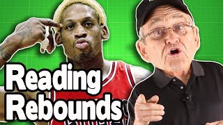 READING REBOUNDS! | How to Rebound a Basketball | Shot Science Basketball