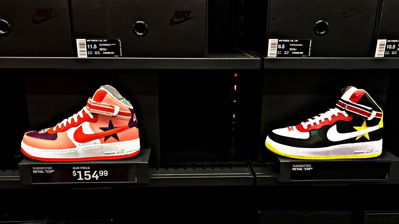 4c14a2d0be Nike Outlet Shopping in Tampa - YouTube