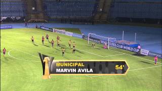 Club Municipal vs Real España Highlights