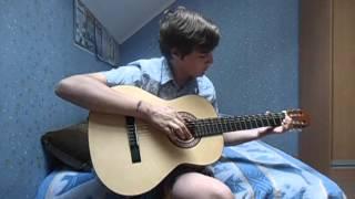 Одинокий пастух на гитаре(мини)