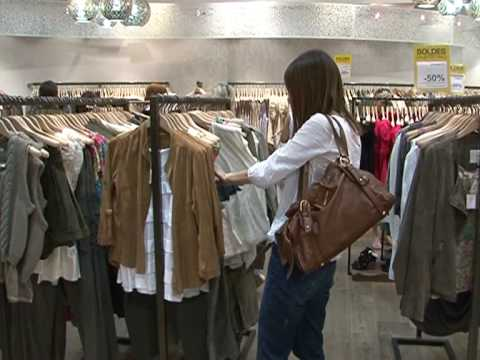 Shopping fever as Paris sales open