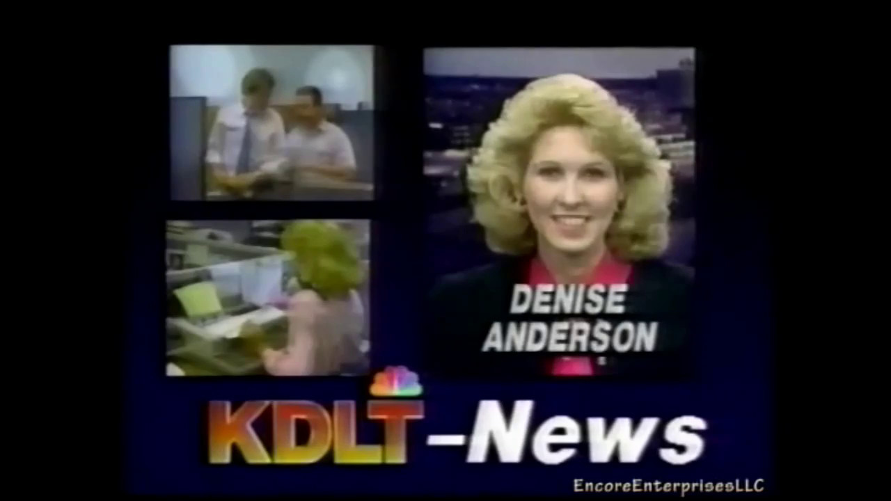 Download KDLT-TV News - May 12th 1991