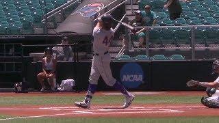 Highlights: Washington baseball pulls away late from UConn in NCAA Regionals