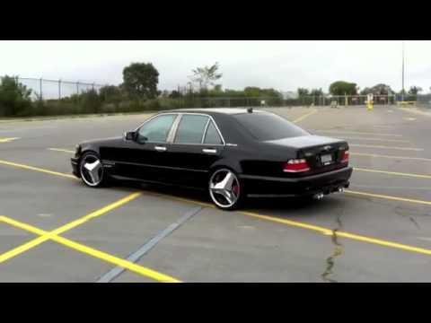 Mercedes-Benz W140 S73 V12 BRABUS