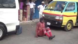 Jamaican DANCER &quotgimmicks&quot - KingstonMobayOchi Rios