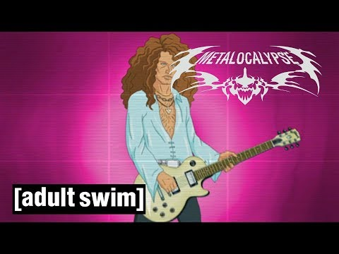 Metalocalypse | Wiedervereint | Adult Swim
