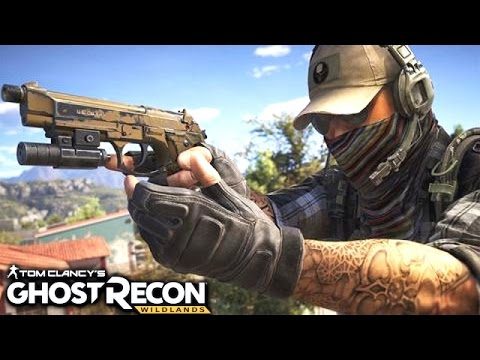 RAIDING A MILITARY BASE! - GHOST RECON WILDLANDS MULTIPLAYER