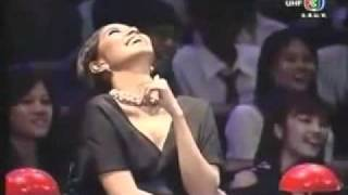 Girl sings like a man!