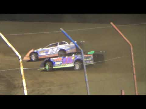 Dog Hollow Speedway Sept 3 2017 Heat Race