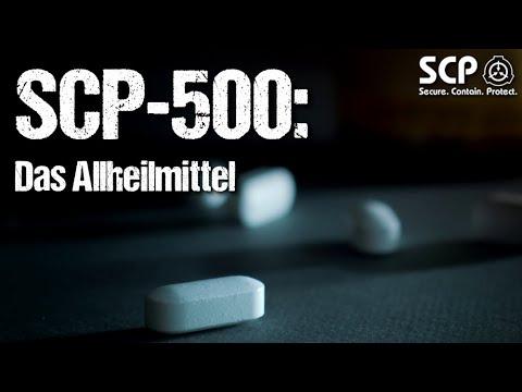 SCP-500: Das Allheilmittel