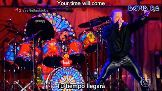 Iron Maiden - The Wicker Man Rock in Rio 2019 (Sub Español) [Lyrics] HD